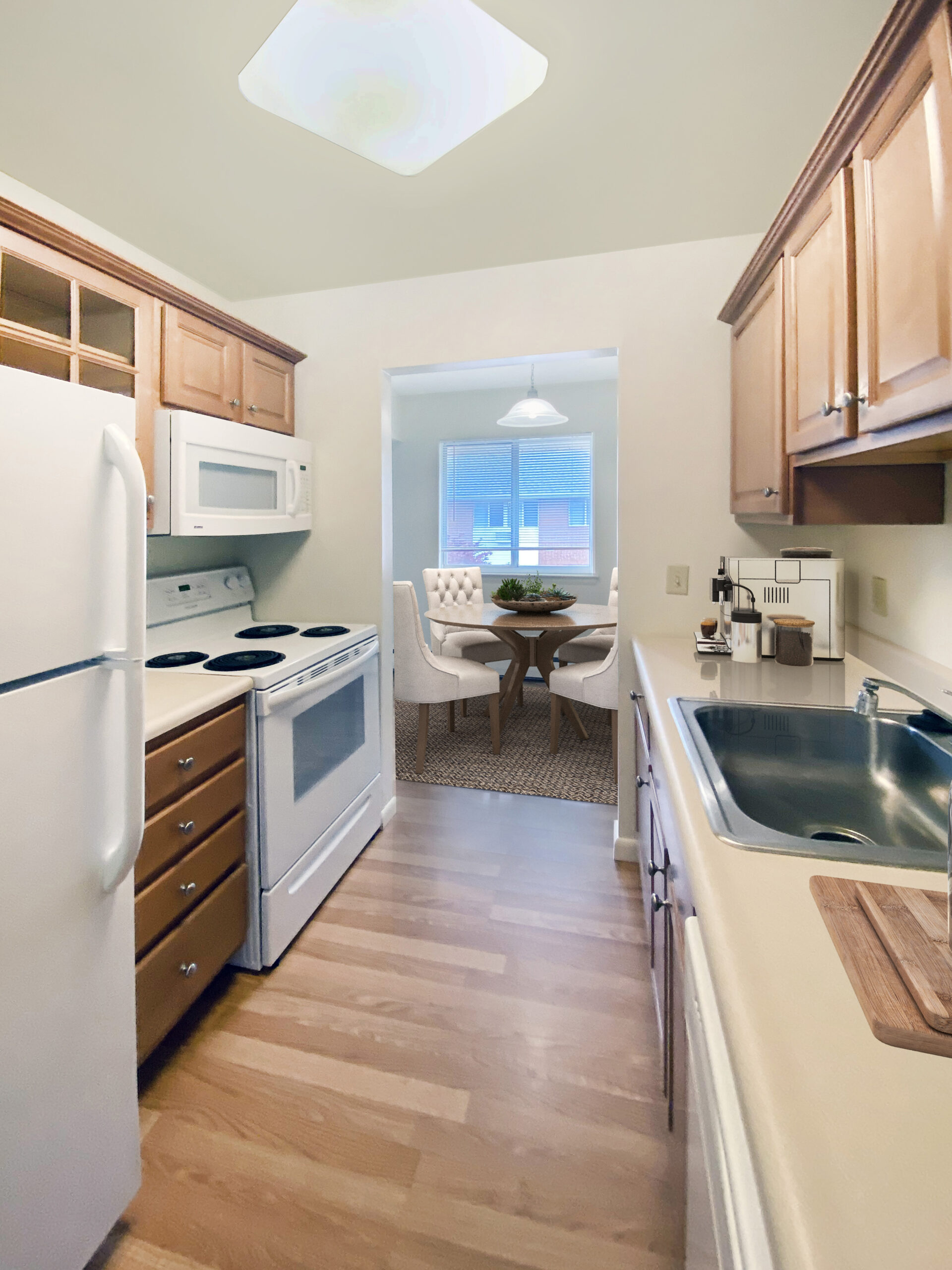 1 Bedroom Clintwood Court Clintwood Apartments