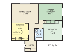 2bed Clintdrive960