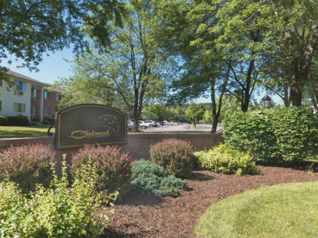 Clintwood Apartments Garden